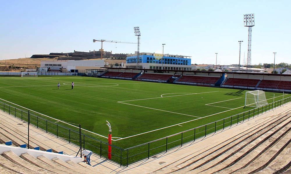 Relvado Sintético do Estádio Patalino - Elvas
