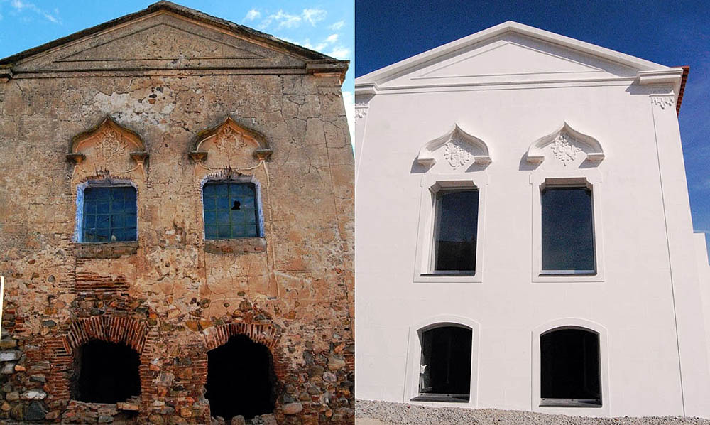 Recuperação Casa do Governador - Ouguela