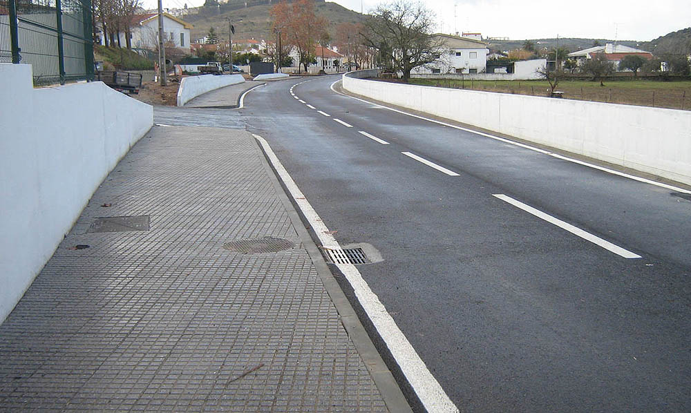 Requalificação da Estrada de Campo Maior - Elvas