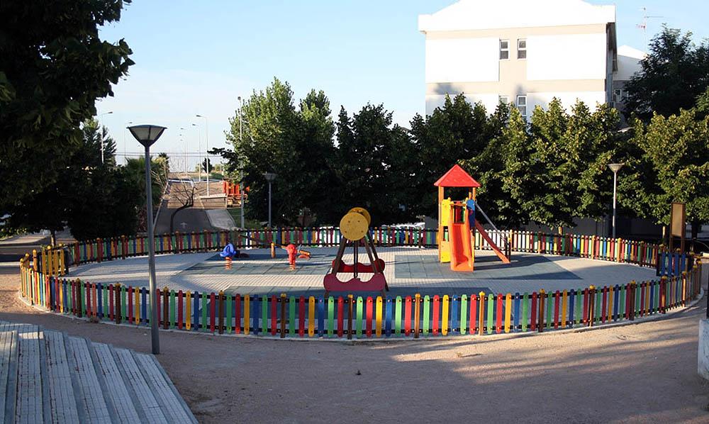 Parque Infantil do Bairro de S. Pedro - Elvas
