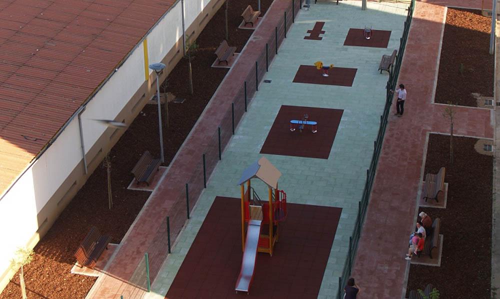 Parque Infantil do Revoltilho - Elvas