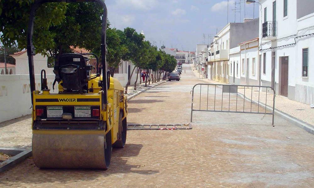 Remodelação das Infra-Estruturas de Campo Maior