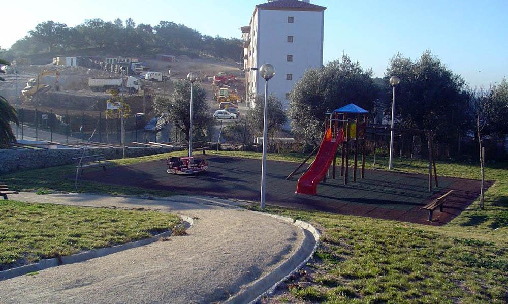 Urbanização das Carvalhinhas - Portalegre