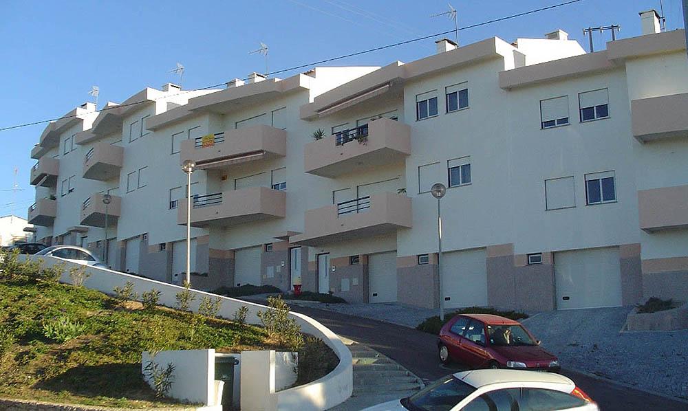 Construção de Moradias de Santana - Portalegre