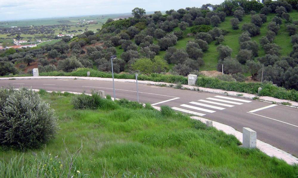 Urbanização do Olival do Moreno - Elvas