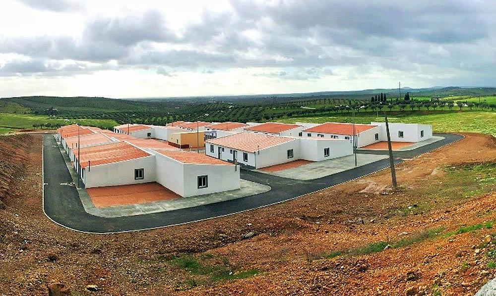 Realojamento de Famílias Carenciadas – Campo Maior