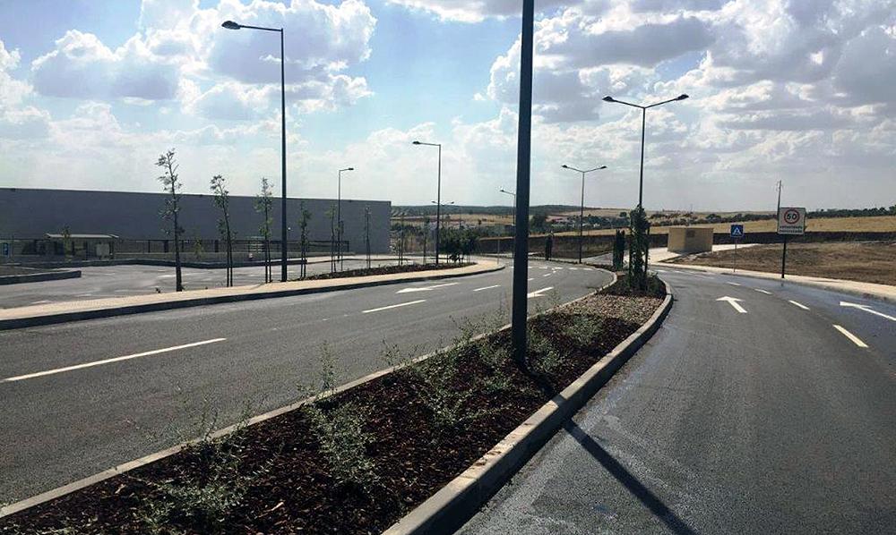 Construção de variante urbana de acesso à zona norte de Campo Maior