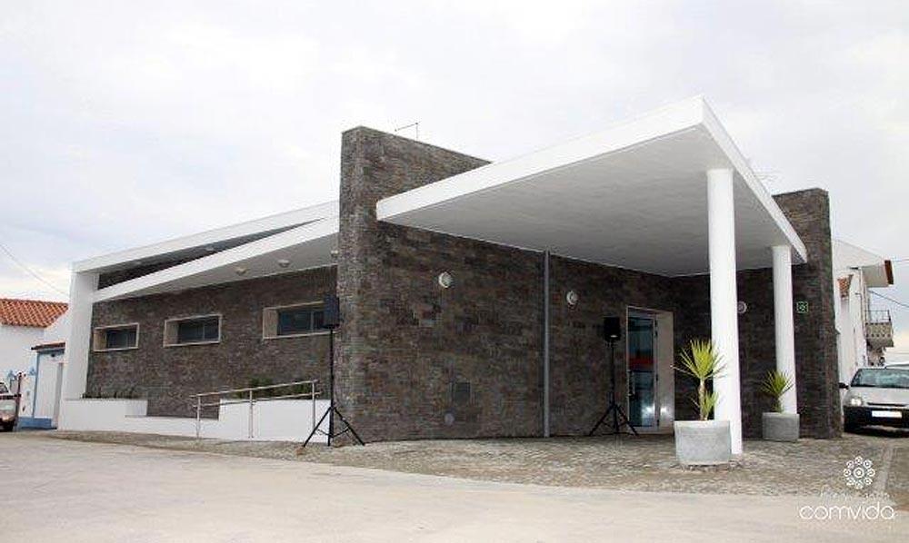 Construção do Centro de saúde do Baldio - Reguengos de Monsaraz