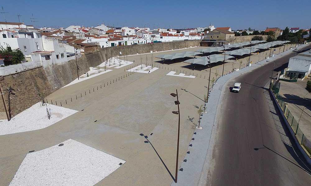 Bolsa de estacionamento do Campo da Feira – Campo Maior