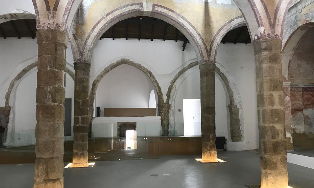 Recuperação da antiga Sinagoga de Elvas