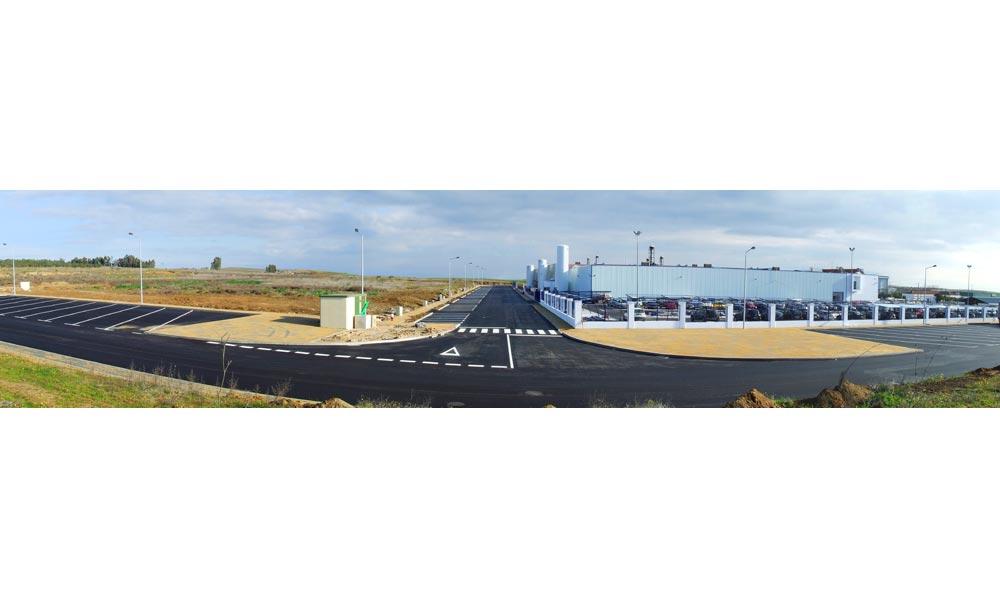 Ampliação da Zona Industrial de Campo Maior