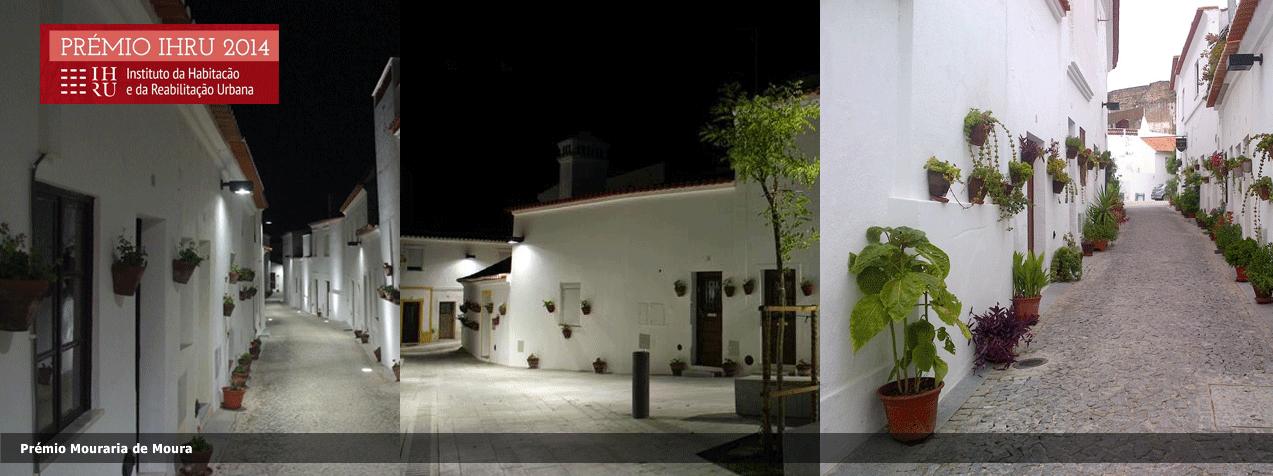 Requalificação dos espaços públicos da Mouraria – Moura